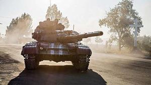 """Бойцы """"Азова""""отбили штурм боевиков """"ДНР"""" на Мариуполь"""