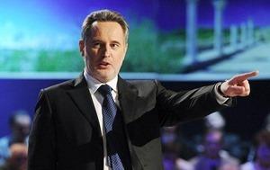 Фирташ заявил, что вернется в Украину