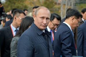 Ближайшее окружение Путина подозревается в связях с испанской мафией