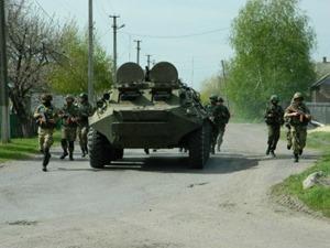 Штаб: За день боевики 25 раз обстреляли позиции сил АТО