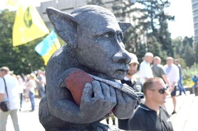 Грубых нарушений порядка во время торжеств ко Дню Независимости в Киеве не зафиксировано, - МВД - Цензор.НЕТ 1954
