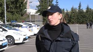 Полиция задержала пьяных милиционеров на служебном авто