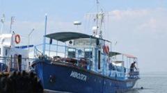 В районе крушения катера в Затоке найдены тела двух человек
