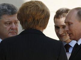 Песков: Путин не планирует встречу с Порошенко