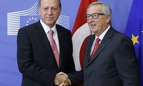 ЕС предложил Турции 3 млрд евро для решения миграционного кризиса