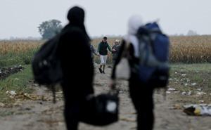 ГПС задержала группу нелегалов из Ирака и Сирии во Львовской области
