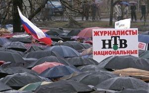 В Молдове задержали и выдворили из страны съемочную группу «НТВ»