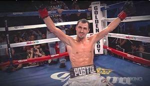 Украинский боксер Постол стал чемпионом мира по версии WBC