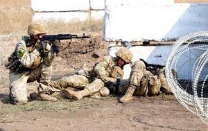Штаб АТО: Боевики обстреляли украинских военных в районе Авдеевки