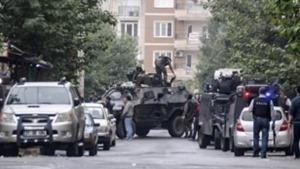 Полиция Турции задержала 35 человек по подозрению в связях с ИГИЛ