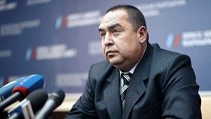 Плотницкий выдвинул условие для вещания украинского ТВ в ЛНР