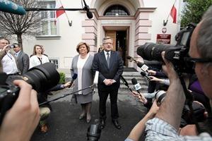 В Польше стартовали парламентские выборы