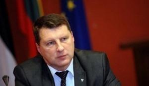 Президент Латвии пообещал никогда не признать аннексию Крыма и поддерживать Украину