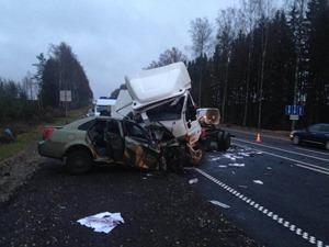 МИД: В автокатастрофе в России погибла украинская семья