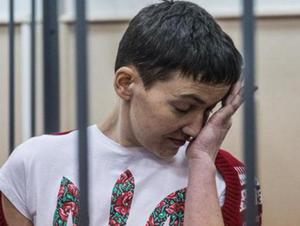 Савченко пригрозила объявить сухую голодовку – адвокат