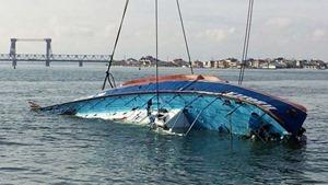 На берег Затоки вынесло вторую за сегодня жертву крушения «Иволги»