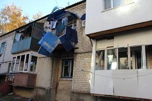 Луганская ОГА: Пожар на складе в Сватово полностью ликвидирован