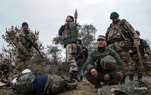 Боевики обстреляли бойцов АТО под Песками, есть погибшие