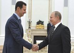 США осудили визит Асада в Россию