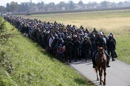 Словения даст армии больше полномочий на фоне миграционного кризиса