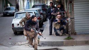 Армия Асада при поддержке авиации РФ перешла в наступление под Хомсом