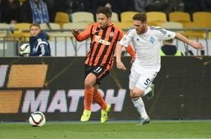 Шахтер разгромил Динамо в матче 11-го тура чемпионата Украины