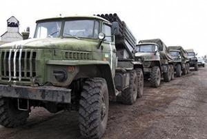 Украинские военные завершили первый этап отвода вооружения