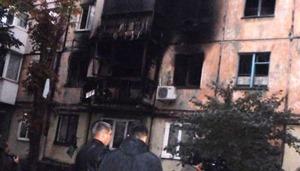 В Кривом Роге прогремел взрыв в жилом доме, пострадали 7 человек