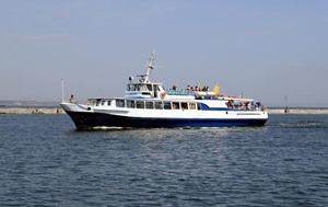 Названа причина крушения прогулочного катера под Одессой