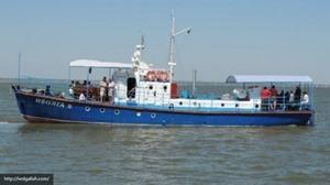На затонувшем под Одессой катере было более 40 человек — МВД