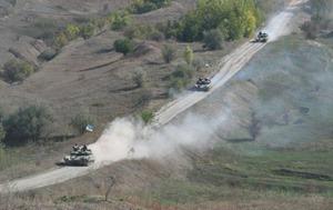 Штаб АТО: ВСУ приступают ко второму этапу отвода вооружений