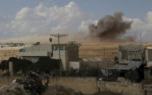 В оккупированный Севастополь прибыло 26 тел российских морпехов, погибших в Сирии