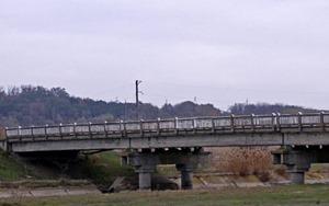 В Одесской области обвалился мост, ведущий к границе с Молдовой