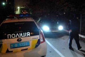 В Одессе полиция заблокировала здание областного ГАИ