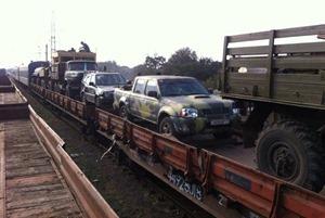 """""""Айдар"""" вернулся на вторую линию обороны в Донецкой области"""