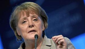 Меркель: Прекращение огня на Донбассе не является стабильным
