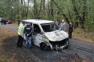 Ограбление инкассаторов на Черниговщине: погибли три человека