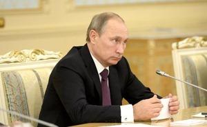 Путин назвал себя голубем с железными крыльями
