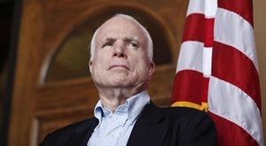 Маккейн: Россия бомбила обучаемых ЦРУ сирийских повстанцев