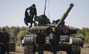 Завтра на Луганщине начнется физический отвод бронетехники и вооружения ВСУ