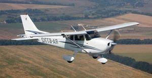 Во Львовской области упал легкомоторный самолет, погибли два человека