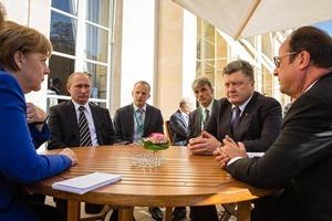 Порошенко: никаких соглашений в Париже не подписано