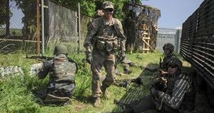 ВР официально разрешила иностранцам служить в ВСУ