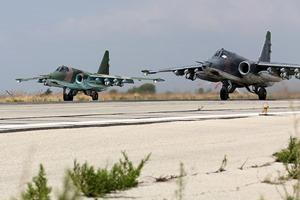 Россия нанесла новые авиаудары в Сирии — СМИ