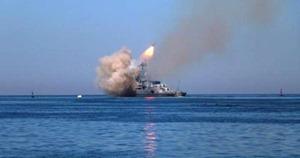 Пущенные с Каспийского моря российские ракеты упали в Иране