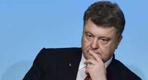 Порошенко: состояние прекращения огня в Донбассе перешло в перемирие