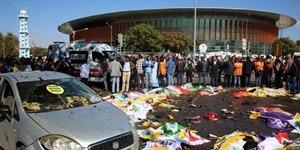 Яценюк соболезнует семьям погибших вследствие теракта в Турции