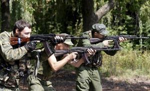 Штаб АТО сообщил об обстреле в районе Мариуполя