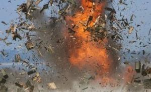 В Алчевске в казармах военных РФ прогремел мощный взрыв