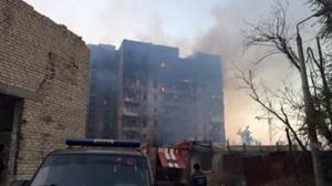 """В Донецке неизвестные взорвали базу боевика """"Гиви"""""""